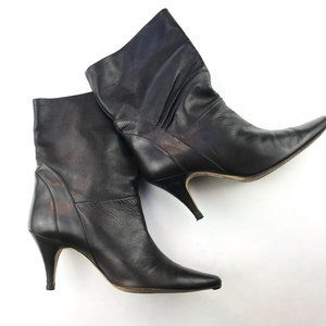 Vintage Calvin Klein Brown Slouch Boots